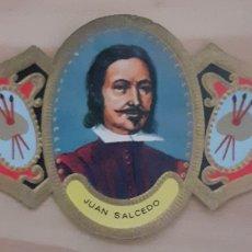 Coleccionismo Papel secante: VITOLA JUAN SALCEDO SEVILLA SIGLOXVI. Lote 256097795