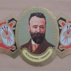 Coleccionismo Papel secante: VITOLA ALEJANDRO FERRANT MADRID 1843__-1917. Lote 256098340