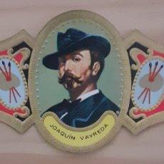 Coleccionismo Papel secante: VITOLA JOAQUÍN BARREDA OLOT GERONA 1843-1894. Lote 256098490