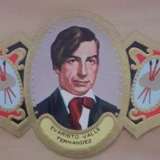Coleccionismo Papel secante: VITOLA EVARISTO VALLE FERNÁNDEZ GIJÓN 1873-1951. Lote 256098885