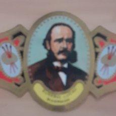 Coleccionismo Papel secante: VITOLA EUSEBIO LUCINI BIDERMAN BARCELONA 1841-1881. Lote 256100030