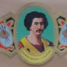 Coleccionismo Papel secante: VITOLA RAMÓN MARTÍNEZ ALSINA BARCELONA 1846-1894. Lote 256101205