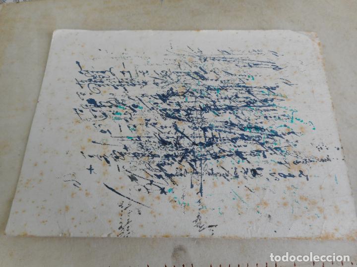 Coleccionismo Papel secante: ANTIGUIO PAPEL SECANTE.LABORATORIOS INTEFAR.S.A JOSE ROVIRA GILBERGA.AGENTE EN BARCELONA. - Foto 4 - 277538928