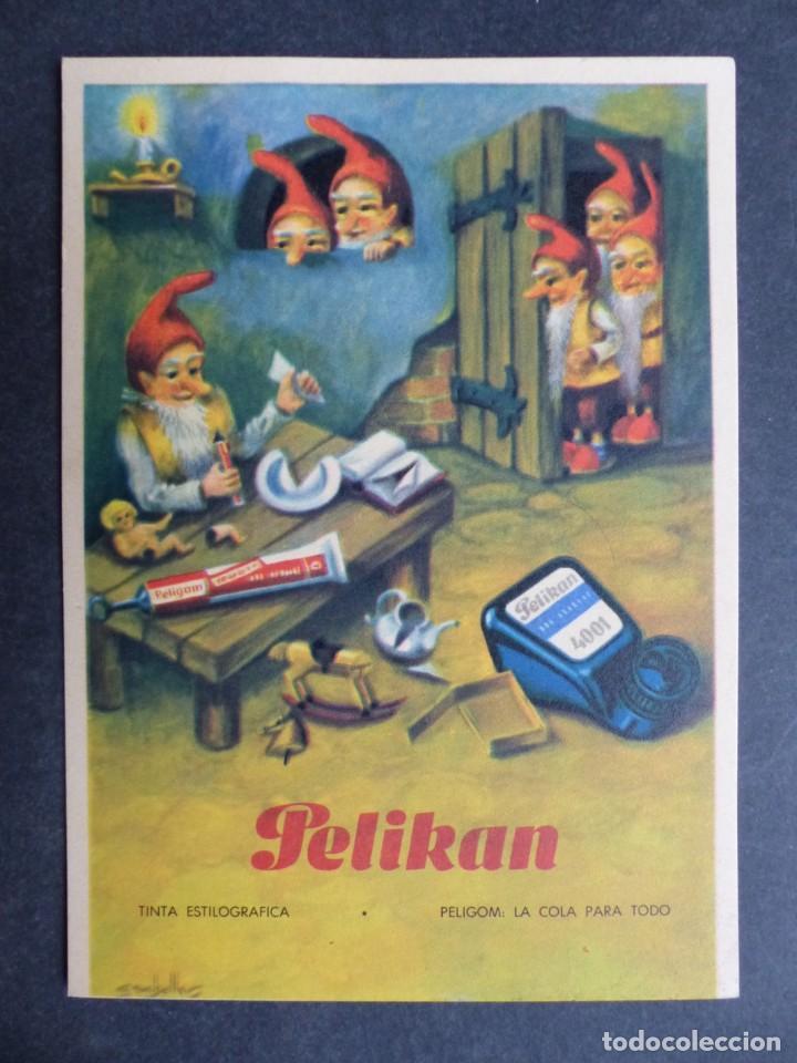 Coleccionismo Papel secante: PELIKAN - 3 SECANTES, VER FOTOS ADICIONALES - Foto 2 - 287331953