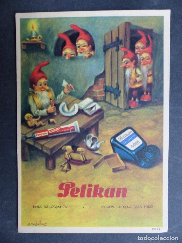 Coleccionismo Papel secante: PELIKAN - 3 SECANTES, VER FOTOS ADICIONALES - Foto 4 - 287331953