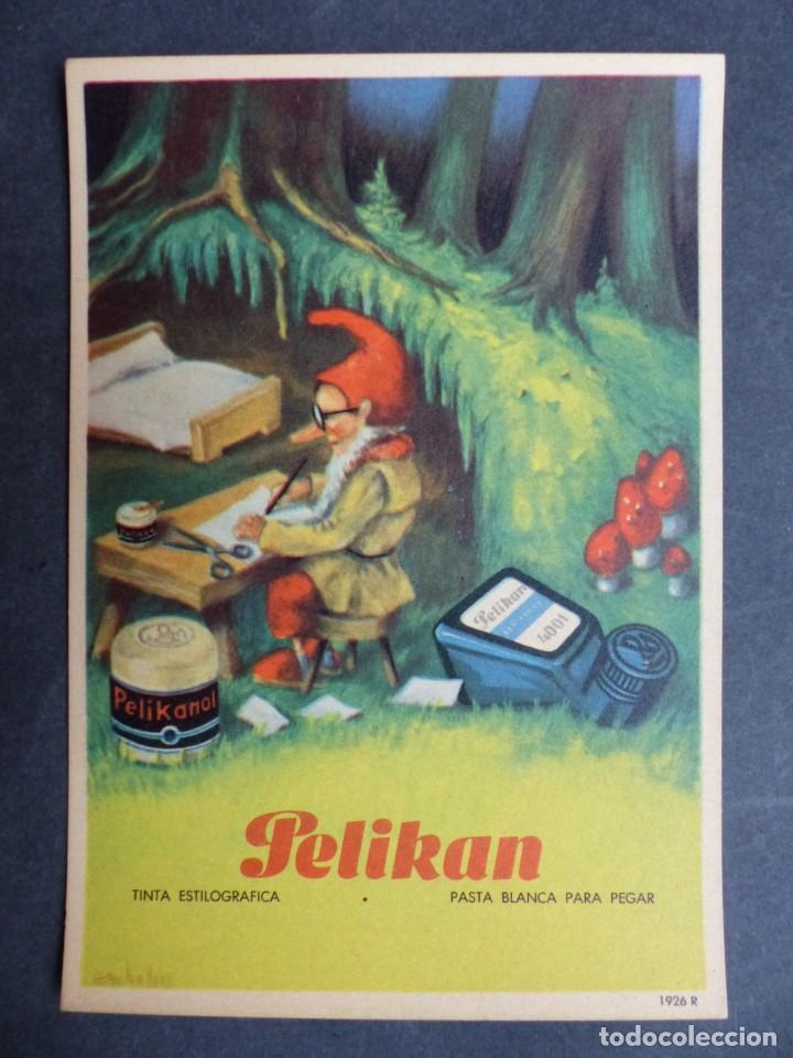 Coleccionismo Papel secante: PELIKAN - 3 SECANTES, VER FOTOS ADICIONALES - Foto 6 - 287331953