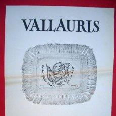 Coleccionismo Papel Varios: PICASSO - 1972 - VALLAURIS - HOMMAGE Á PICASSO. Lote 235643280
