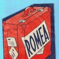 Coleccionismo Papel Varios: TEATRO ROMEA. EL MARIT VE DE VISITA. DE JAVIER REGAS. ESTRENADA EN 1951.. Lote 36899582