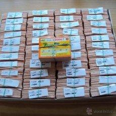Coleccionismo Papel Varios: COLECCION COMPLETA CUPONES DEL RASCA ( 10.000 CUPONES DISTINTOS ). Lote 42950873