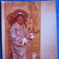 Coleccionismo Papel Varios: FOTOGRAFÍA DE EL CHINO TORERO. CIRCO.. Lote 70313949