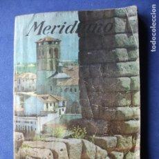 Coleccionismo Papel Varios: MERIDIANO EDICION DE JUNIO DE 1959 NORMAL-SUCIA SINTESIS DE LA PRENSA MUNDIAL 1959 PDELUXE. Lote 81494308