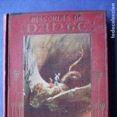 Coleccionismo Papel Varios: LIBRO - COLECCIÓN ARALUCE HISTORIAS DE DANTE POR MARY MCGREGOR -4ª EDICION 1914 PDELUXE. Lote 81507540