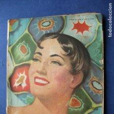 Coleccionismo Papel Varios: PARA TI (235000EJEMPLARES!!) REVISTA ARGENTINA -VINOS EN CONTRAP. PRECIO 0,60$ - 1950 PDELUXE. Lote 81512616