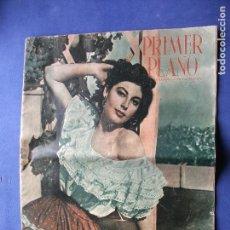 Coleccionismo Papel Varios: PRIMER PLANO AVA GARDNER EN PORTADA PRECIO 4 PTAS -REVISTA DE CINE 1959 PDELUXE. Lote 81529936