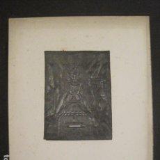 Coleccionismo Papel Varios: NADALA ASOCIACION BIBLIOFILOS BARCELONA-1948-JOSEP OBIOLS - EJEMPLAR NUM. 72 -VER FOTOS -(V-10.492). Lote 82645484