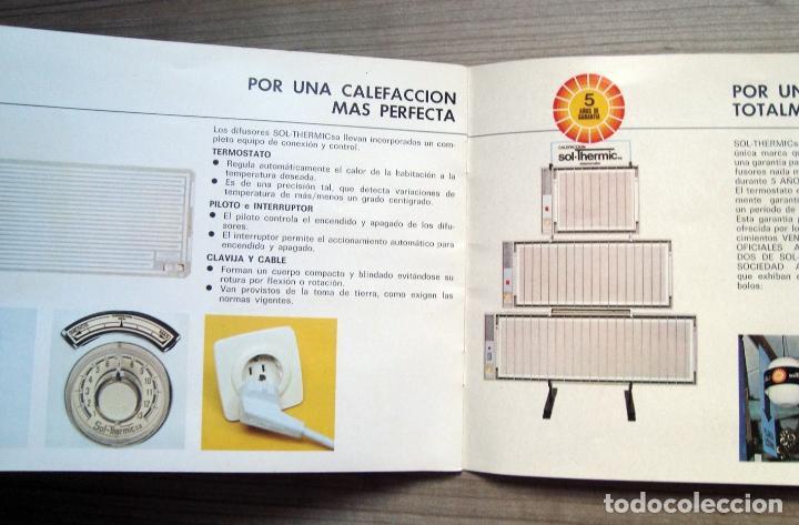 Folleto catalogo propaganda estufa radiadores comprar for Catalogo de radiadores