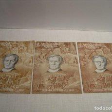 Coleccionismo Papel Varios: PROGRAMA GRAN TEATRO LICEO TEMPORADA INVIERNO 1951-52 -LA TRAVIATA, LA FIAMMA, TZAR SALTAN. Lote 84751944