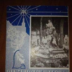 Coleccionismo Papel Varios: REVISTA RELIGIOSA ALCOY 1950. Lote 85634432