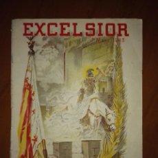 Coleccionismo Papel Varios: REVISTA EXCELSIOR ALCOY 1943. Lote 85634656