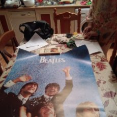Coleccionismo Papel Varios: POSTERS THE BEATLES MEDIDA 99 X 68,5. Lote 86102744