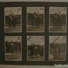 Coleccionismo Papel Varios: FOTOGRAFIAS DE CIRCO - ALBUM CONTENIENDO 48 FOTOS DE CIRCO -VER FOTOS - (V-11.001). Lote 86565204