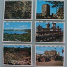 Coleccionismo Papel Varios: ANTIGUAS ESTAMPAS DE ITALIA: ENNA AIDONE LEON FORTE PIAZZA ARMERINA… EN PERFECTO ESTADO . Lote 87142716