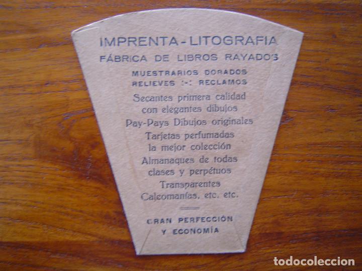 Coleccionismo Papel Varios: ARTES GRAFICAS R. MOLERO - Vaso de papel - Impecable estado - Muy antiguo aprox. años 20 - Foto 2 - 87566252