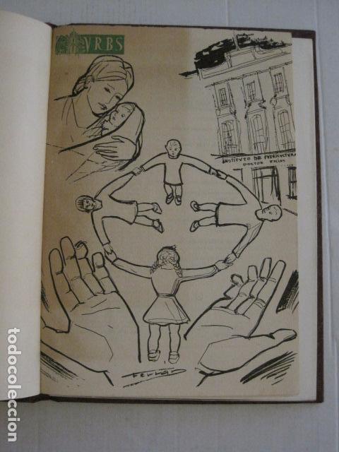 Coleccionismo Papel Varios: REUS AÑO 1958 - VRBS- HOMENAJE AL DR. ALEJANDRO FRIAS ROIG - VER FOTOS -(V-11.287) - Foto 2 - 87846704