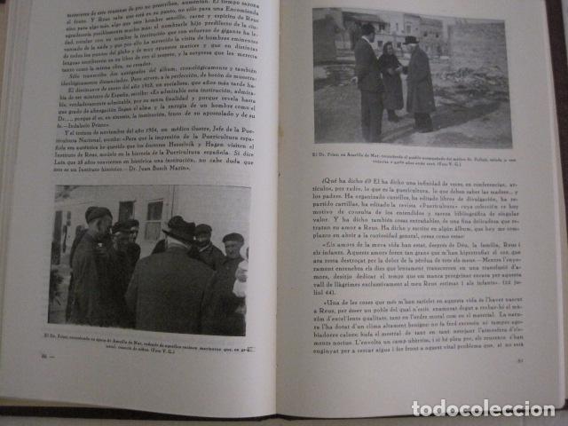 Coleccionismo Papel Varios: REUS AÑO 1958 - VRBS- HOMENAJE AL DR. ALEJANDRO FRIAS ROIG - VER FOTOS -(V-11.287) - Foto 10 - 87846704