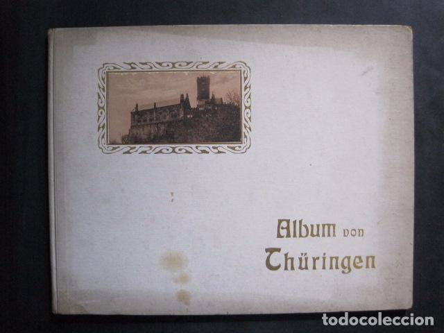 THÜRINGEN - ALBUM FOTOGRAFIAS -VER FOTOS -(V-11.743) (Coleccionismo en Papel - Varios)
