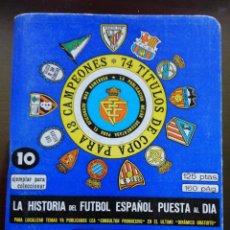 Coleccionismo Papel Varios: SUPER DINÁMICO - 1980-1981. Lote 91635040