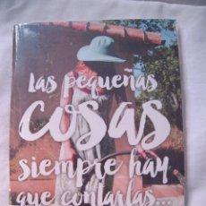 Coleccionismo Papel Varios: LIBRETA PUBLICIDAD SANTIVERI. Lote 93796060