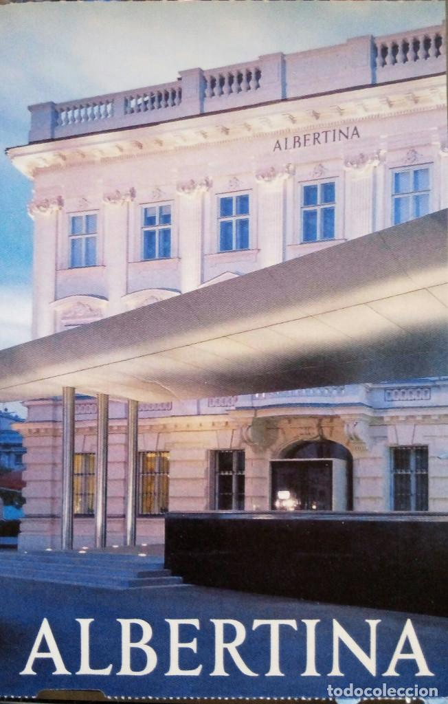 Entrada Museo Albertina En Viena Buy Other Articles Made Of Paper