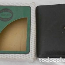 Coleccionismo Papel Varios: AGENDA PERSONAL EN POLIPIEL BELIUS FASHION. Lote 95605543