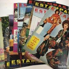 Coleccionismo Papel Varios: LIQUIDACION 9 REVISTAS ESTAMPAS DE CARACAS, REVISTA DE EL UNIVERSAL, AÑOS 70, VER FOTOS. Lote 96102051