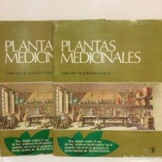 Coleccionismo Papel Varios: COLECCION DE 14 GRABADOS DE PLANTAS MEDICINALES. Lote 96320647