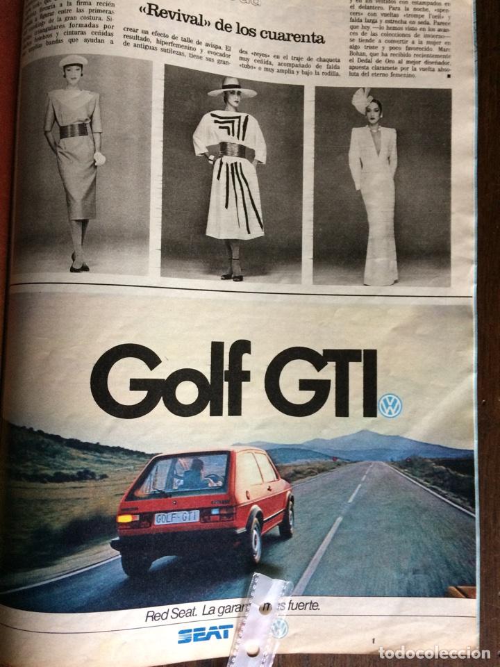 PUBLICIDAD AUTOMÓVIL VW VOLKSWAGEN GOLF GTI DE 1983 (Coleccionismo en Papel - Varios)