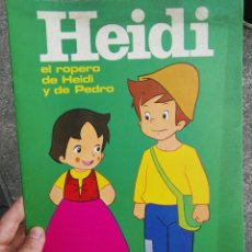 Coleccionismo Papel Varios: CUENTO FHER HEIDI. Lote 97420859