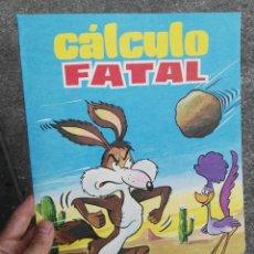 Coleccionismo Papel Varios: CUENTO FHER CORRECAMINOS. Lote 97421759
