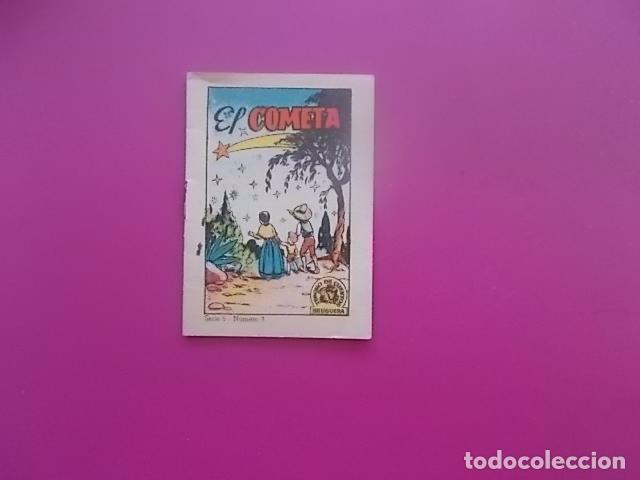 CUENTO SATURNINO CALLEJA SERIE 5 Nº3 TESORO DE CUENTOS BRUGUERA /EL COMETA (Coleccionismo en Papel - Varios)