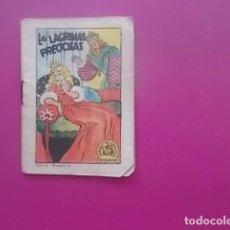 Coleccionismo Papel Varios: CUENTO SATURNINO CALLEJA SERIE 2 Nº8 TESORO DE CUENTOS BRUGUERA / LAS LAGRIMAS PRECIOSAS . Lote 98352711