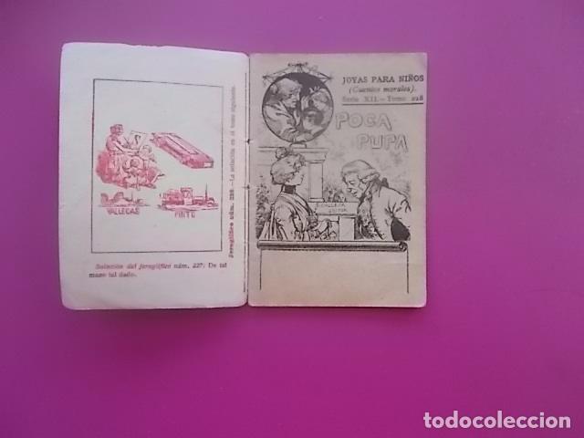 CUENTO SATURNINO CALLEJA /JOYAS PARA NIÑOS / CUENTOS MORALES AÑOS 50 / POCA PUPA (Coleccionismo en Papel - Varios)
