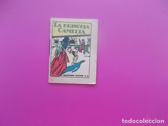 CUENTO SATURNINO CALLEJA / / CUENTOS / AÑOS 50 / LA PRINCESA CAMELIA (Coleccionismo en Papel - Varios)