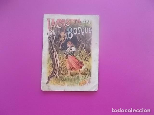 CUENTO SATURNINO CALLEJA / / CUENTOS / AÑOS 50 / LA CASITA DEL BOSQUE (Coleccionismo en Papel - Varios)