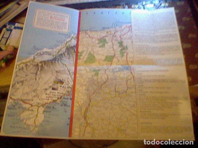 HOJA PUBLICIDAD MAPA FIRESTONE 1967 (Coleccionismo en Papel - Varios)