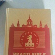 Coleccionismo Papel Varios: BIBLIA BREAD AND BUTTER. Lote 98813402
