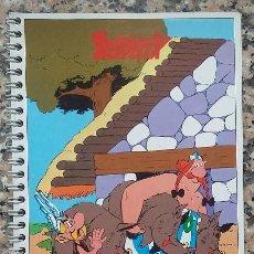 Paper Collecting Others - Asterix. Cuaderno, bloc, libreta años 80 - 99150279