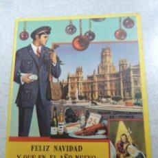 Coleccionismo Papel Varios: EL CARTERO FELICITACION. Lote 99874763