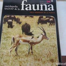 Coleccionismo Papel Varios: FAUNA. Lote 102973103