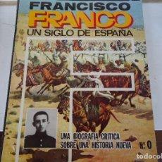 Coleccionismo Papel Varios: FRANCISCO FRANCO. Lote 102974179